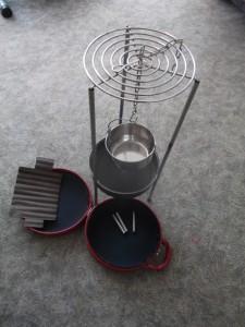 DIY Grill 4