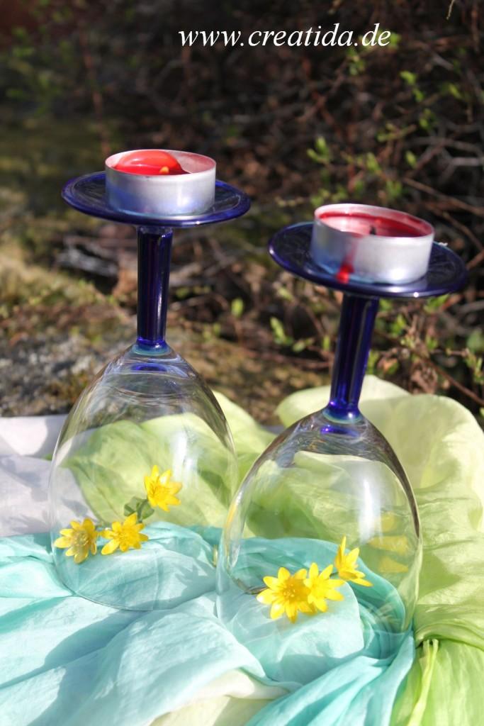 Kerzenhalter Gläser12