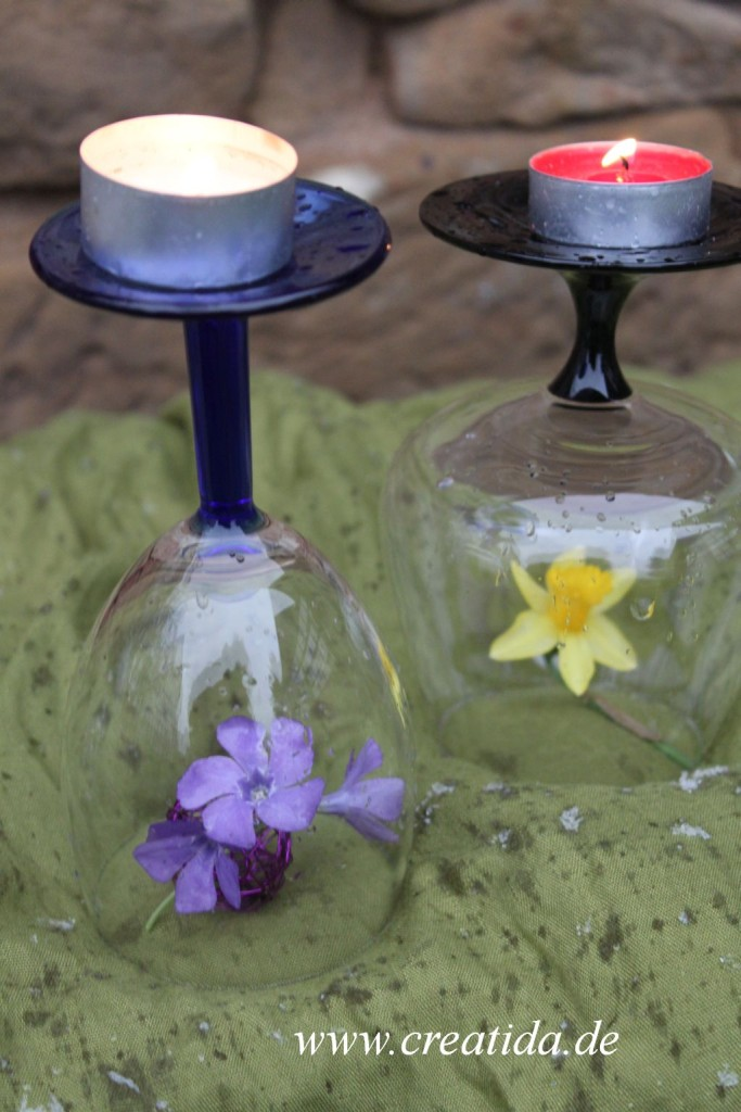 Kerzenhalter Gläser23