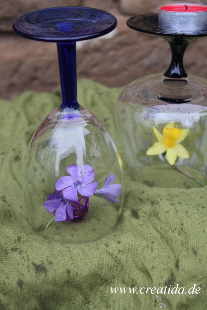 Kerzenhalter Gläser24