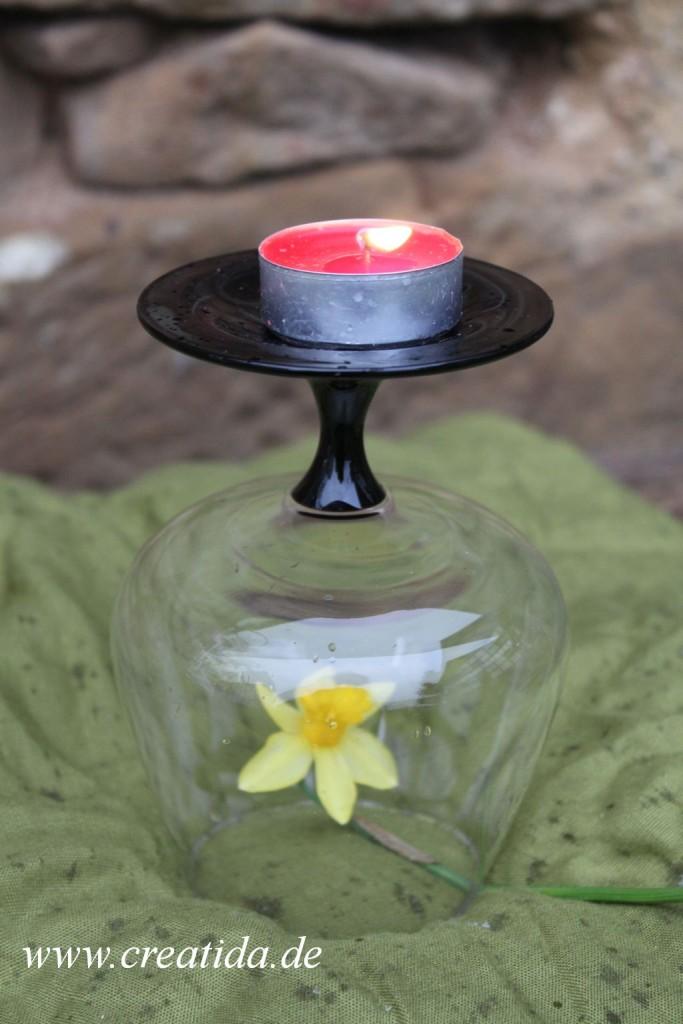 Kerzenhalter Gläser25