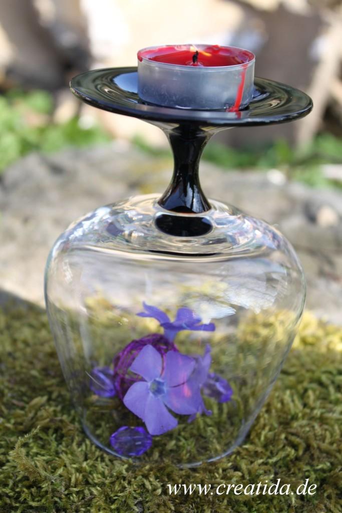 Kerzenhalter Gläser29