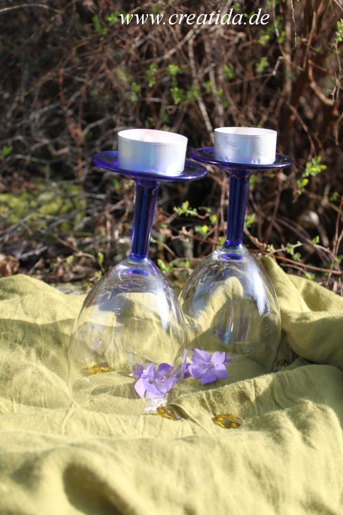 Kerzenhalter Gläser32