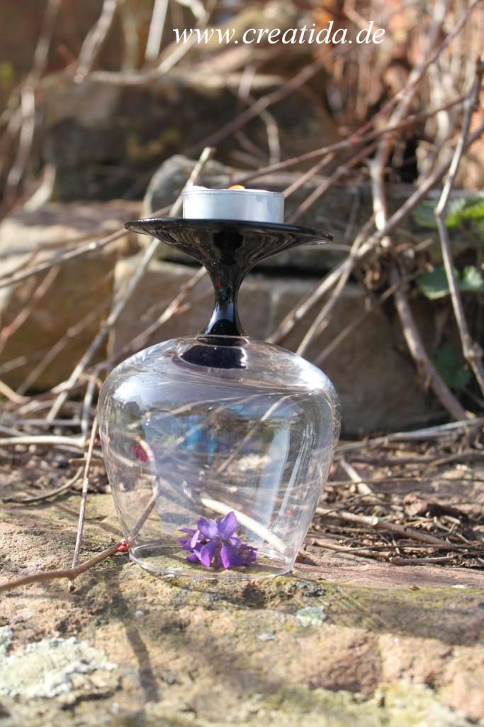 Kerzenhalter Gläser36
