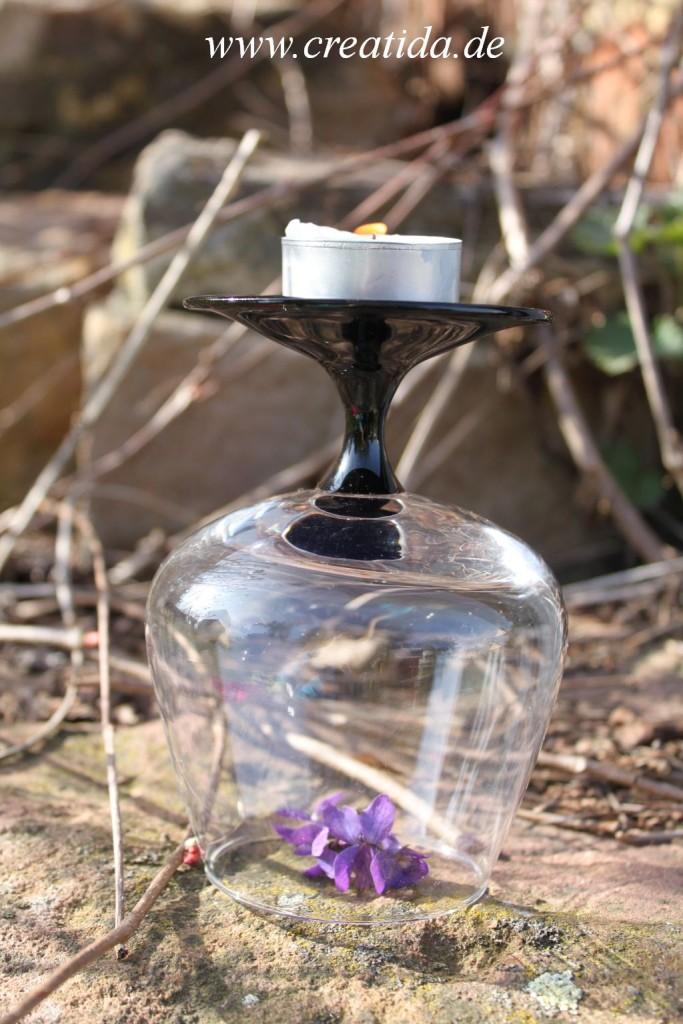 Kerzenhalter Gläser37
