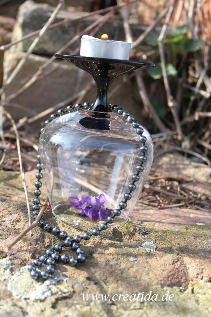 Kerzenhalter Gläser40