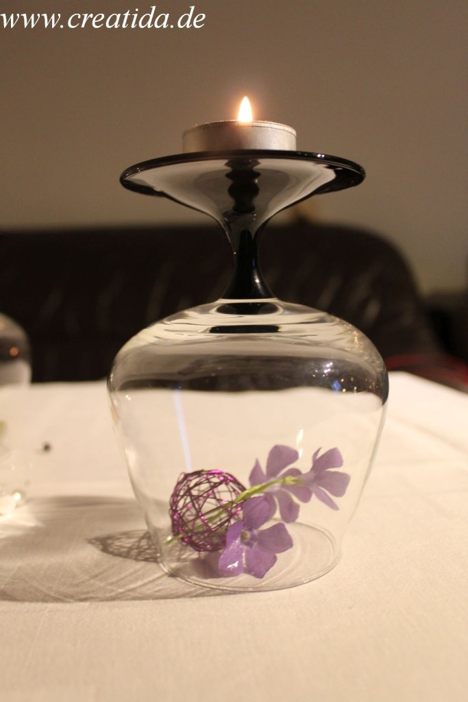 Kerzenhalter Gläser51