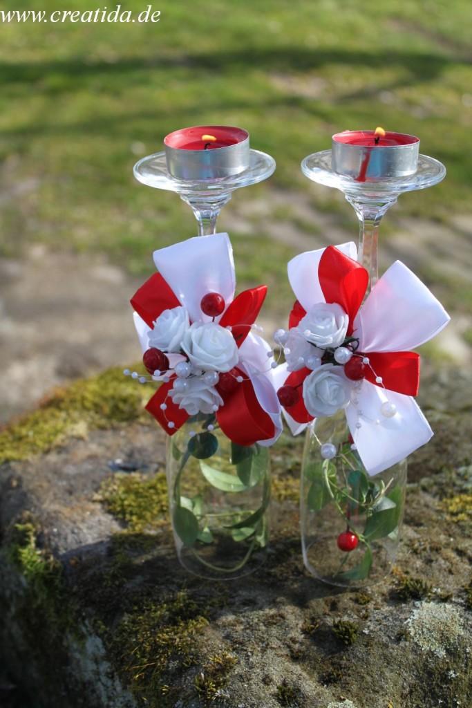 Kerzenhalter Gläser54