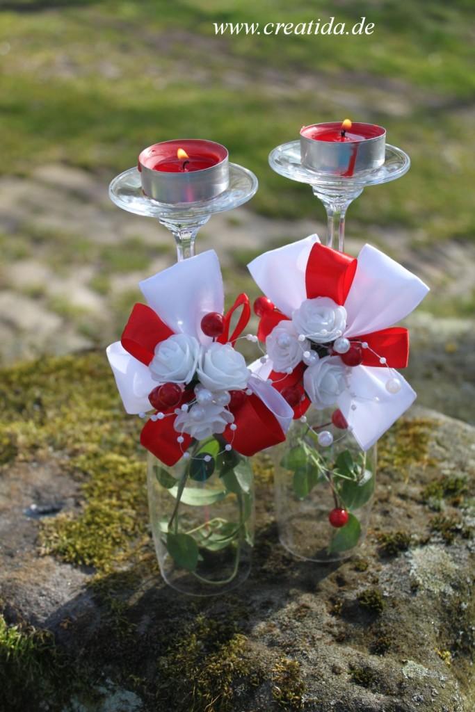 Kerzenhalter Gläser55