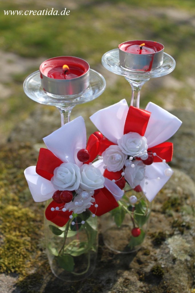 Kerzenhalter Gläser56
