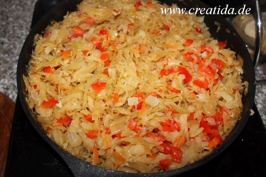 sauerkraut paprika zwiebel