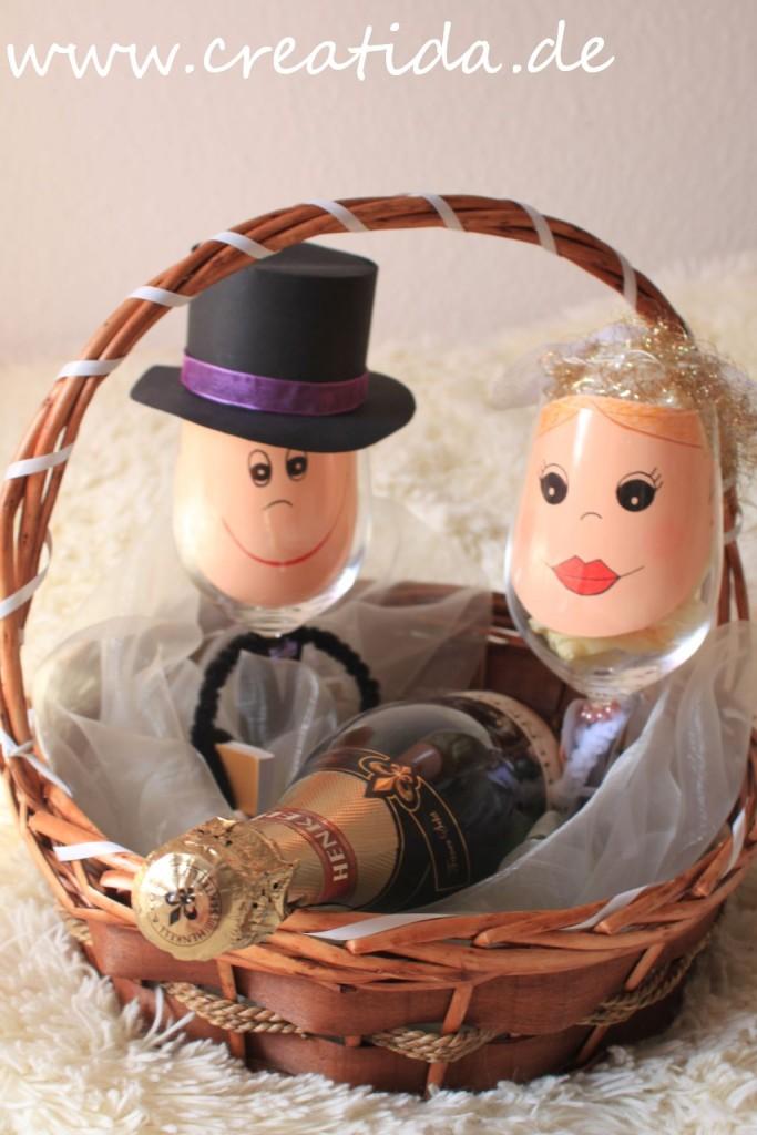 Hochzeitsgeschenke selber machen