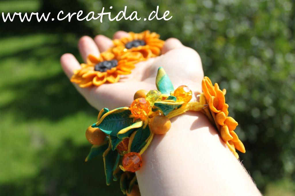 set sonnenblumen