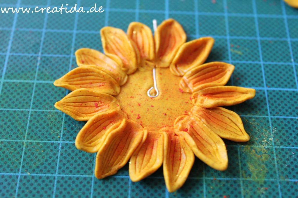 sonnenblumen farbig
