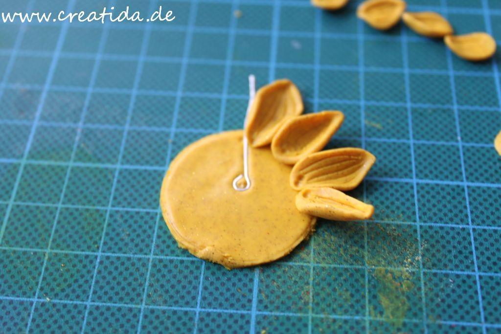sonnenblumen formen