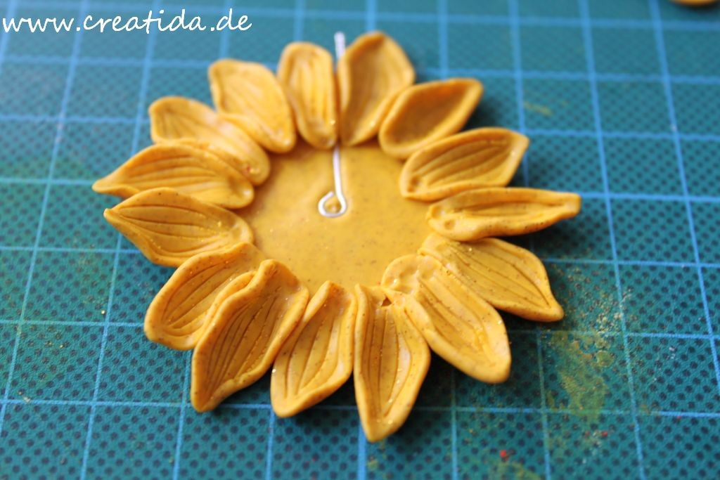sonnenblumen kopf